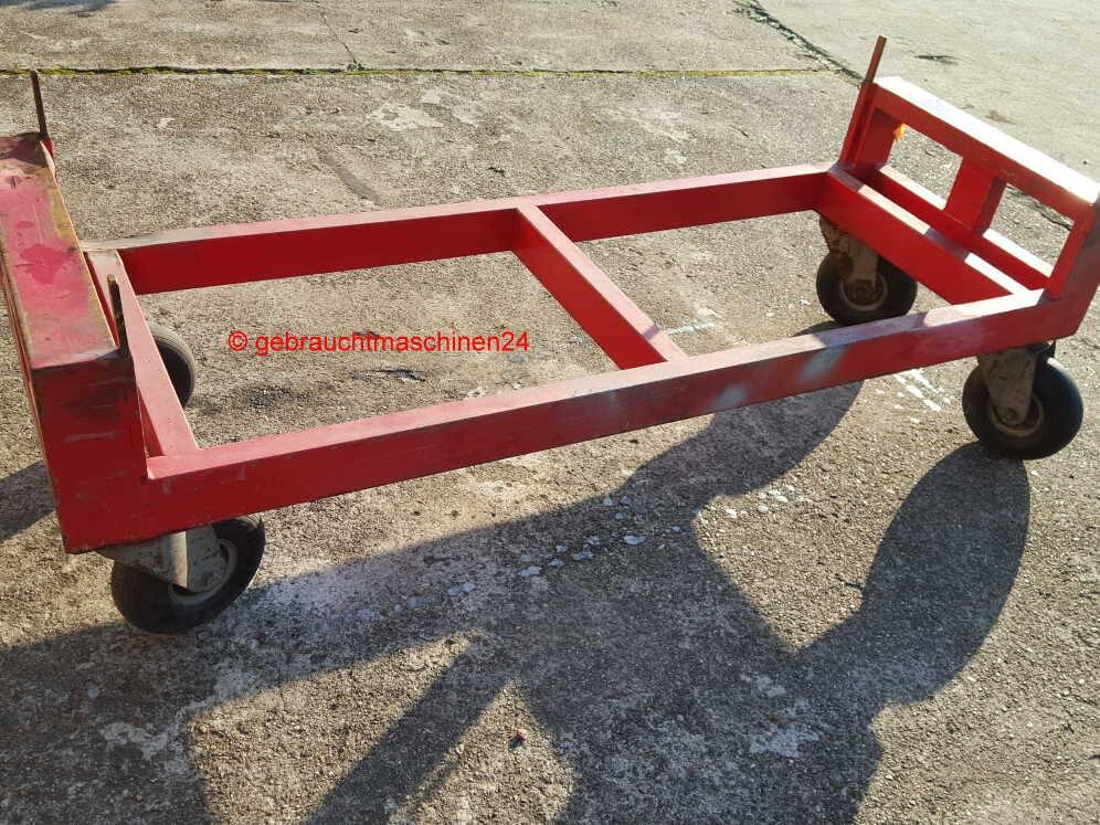 Langgut Transportwagen