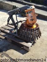 Wildkrautbürste hydraulischMulagWKB 750