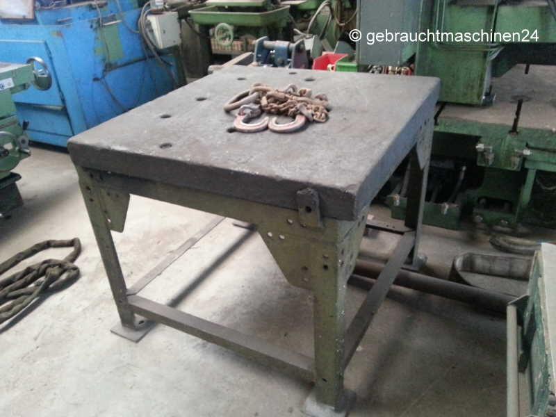 Richtplatte Stahl1000 x 1000 mm