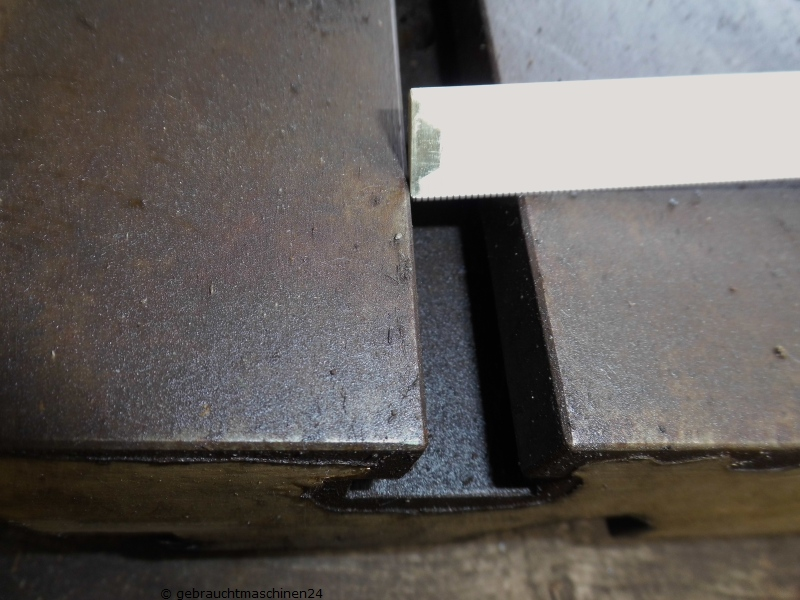 Aufspannplatte mit T-Nutenca. 700 x 600 x 100 mm