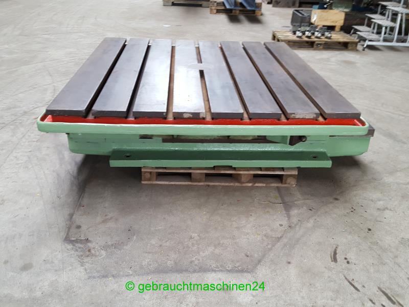 Bohrwerkstisch2000 x 1700 mm