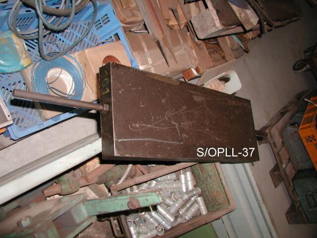 Richtplatte615 x 225 x 50 mm