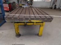 T-Nutenplatte Stahl gebraucht