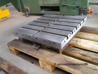 Teiltisch mit T-Nuten hydraulischPeiselerTFh 520630