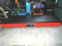 Anreißplatte MeßplatteZett Mess3500 x 1500 mm
