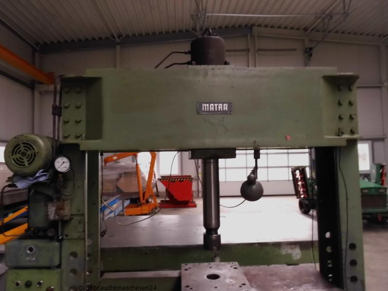 Werkstattpresse 150t, hydraulischM15
