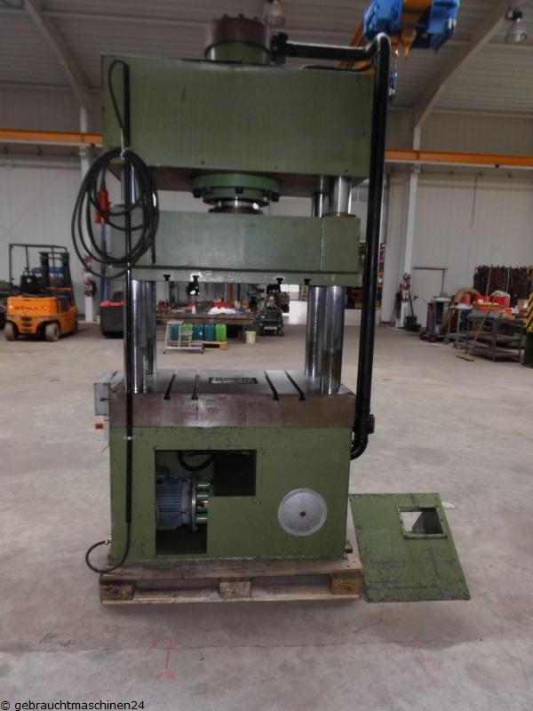 Hydraulikpresse ViersäulenpresseE4SP-60