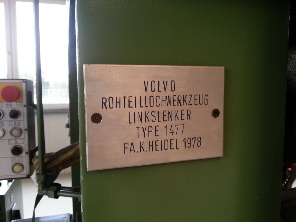 Hydraulische Stanz- Pressmaschine1477