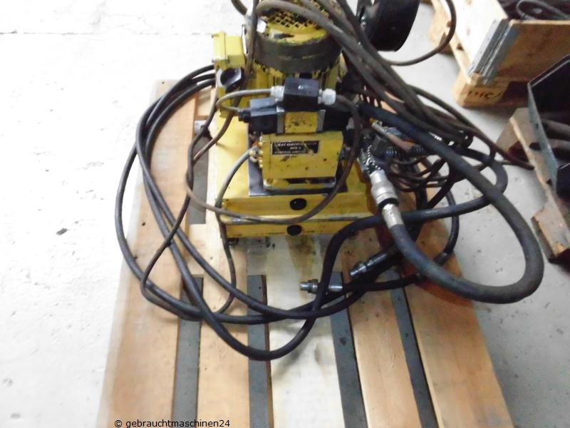 Werkstattpresse, hydraulisch 50 toBPE 20000