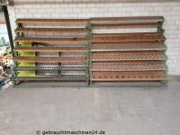 WerkzeugträgerregalMetall, Holz