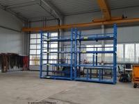 Rungengestelle stapelbar2,60 x 1,0 x 0,95 m