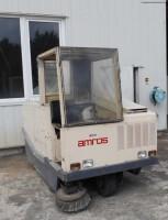 Aufsitzkehrmaschine DieselAmros1250 D