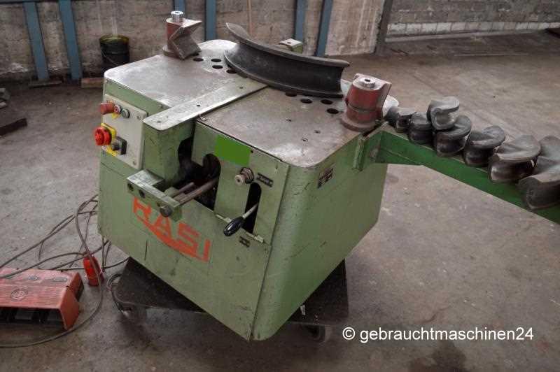 Rohrbiegemaschine, elektro-hydraulischUni 3