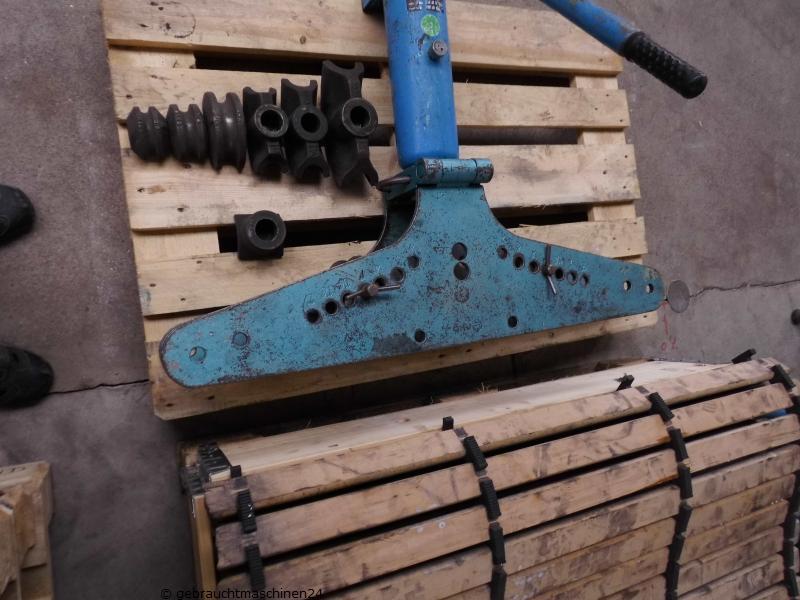 hydraulischer Rohrbiegerbis 3 Zoll