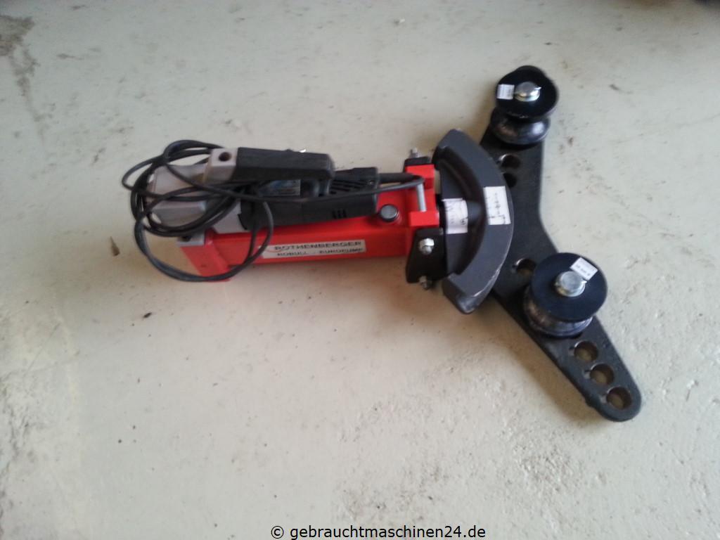 elektro-hydraulischer Rohrbieger