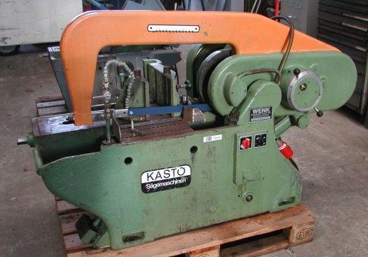 hydraulische Gehrungs-BügelsageEBS 320 U