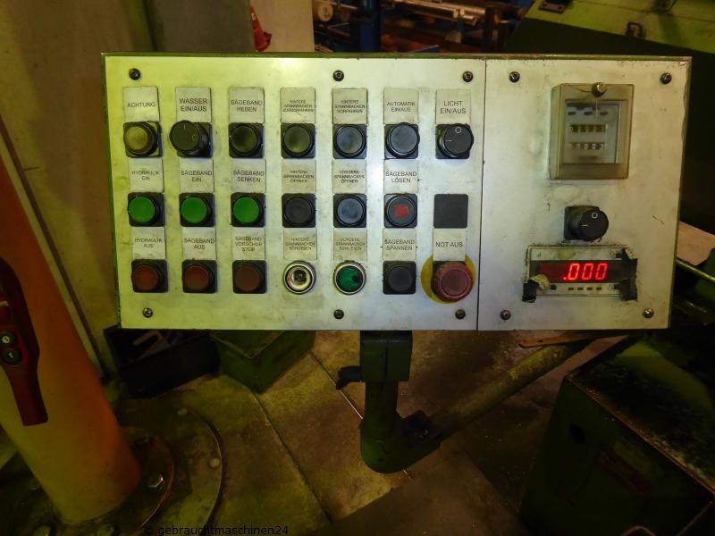 BandsägeautomatSBA 341/S