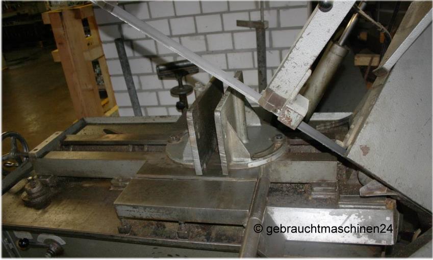 Metallbandsäge, hydraulischF 400