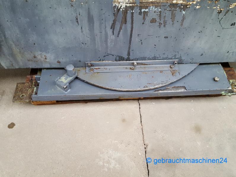 Bandsäge, hydraulischBMSY 450