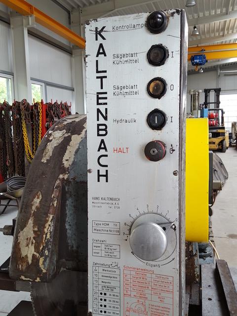 KaltkreissägeHDM 750