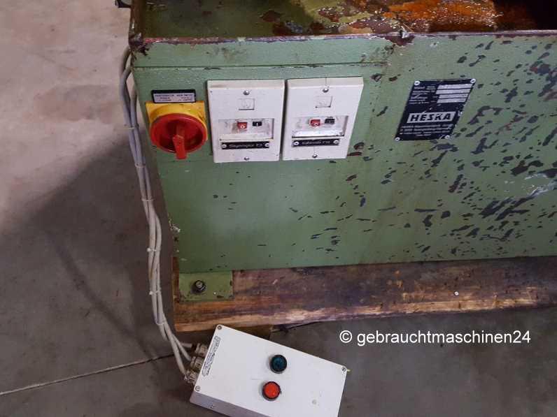 Metallbandsäge, hydraulischHES 260