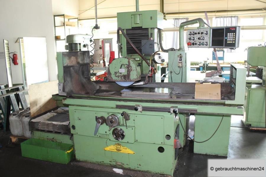 FlachschleifmaschineSWE 06 VA II