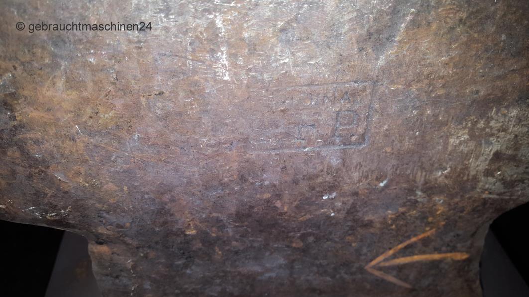 Peddinghaus Amboss 150 kgnorddeutsche Form