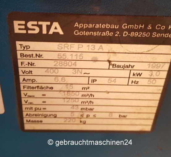SchweißrauchabsaugungSRF P13 A