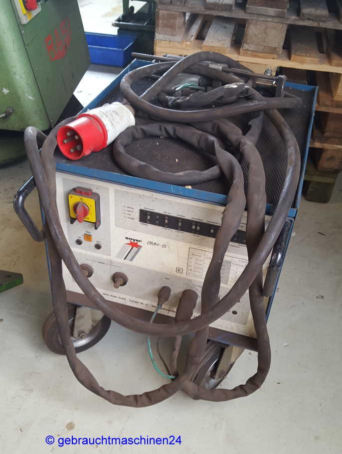 Bolzenschweißgerät für Ø 3-22 mmBMH-15