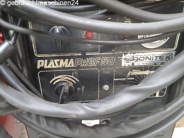 PlasmaschneidgerätPlasmaprof 50