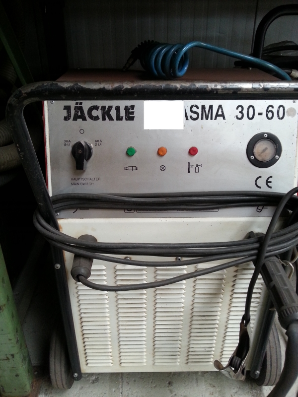 PlasmaschneidgerätPlasma 30-60