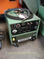 Schutzgasschweißgerät 320 A wassergekühltMerkle320 LK-W