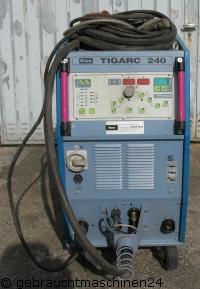 Wig Schweißgerät ESS TIGARC 240
