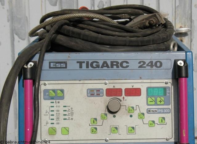WIG-SchweißgerätTIGARC 240