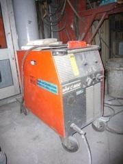Schutzgasschweißgerät Mig-MagC8050
