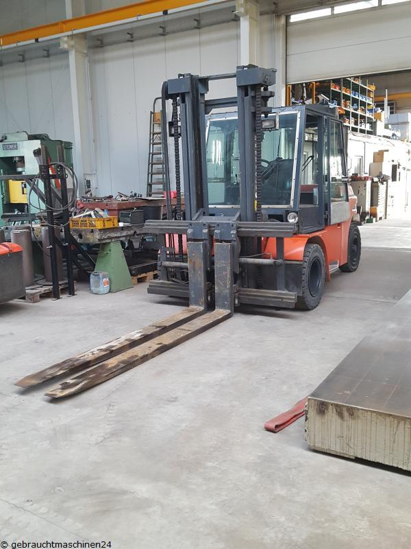Gabelstapler Diesel 8 to9680 DD
