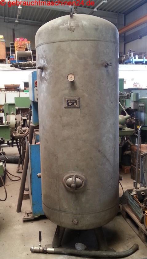 Druckluftbehälter 1.000 ltr.