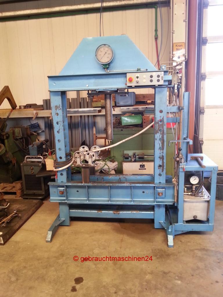 hydraulische Werkstattpresse60 to