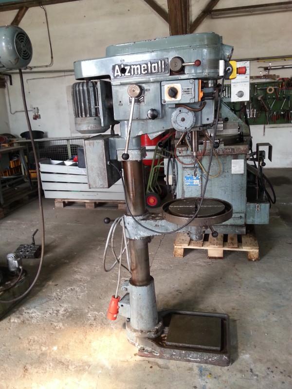 Ständerbohrmaschine MK 3AB 3