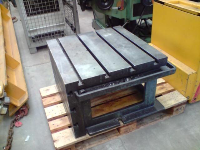 Würfeltisch für Radialbohrmaschine800x800x500 mm