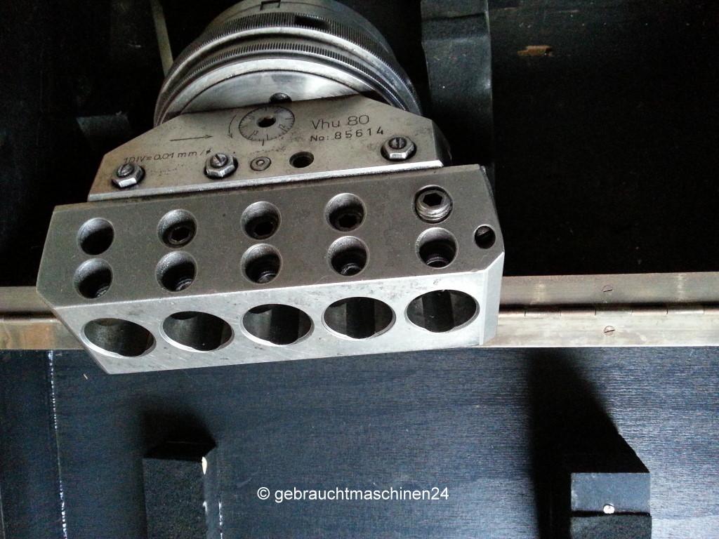 Bohr- und Ausdrehkopf  (Wohlhaupter)Vhu 80
