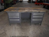 Werkbank Metall2 m