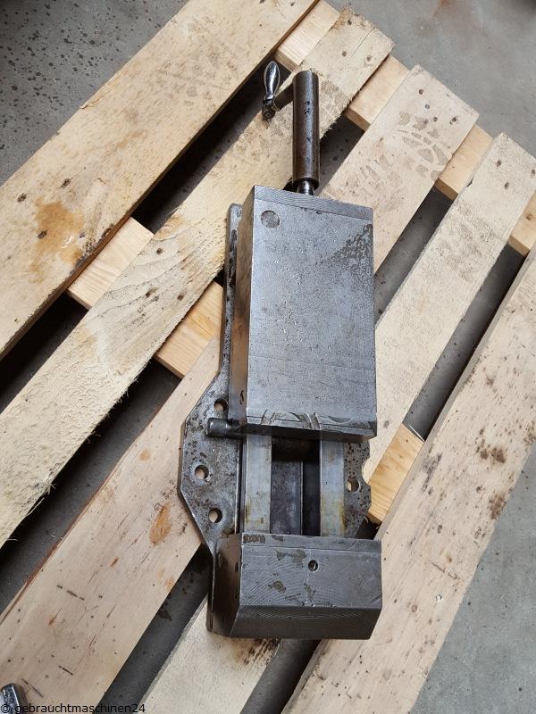 Maschinenschraubstock hydraulisch160