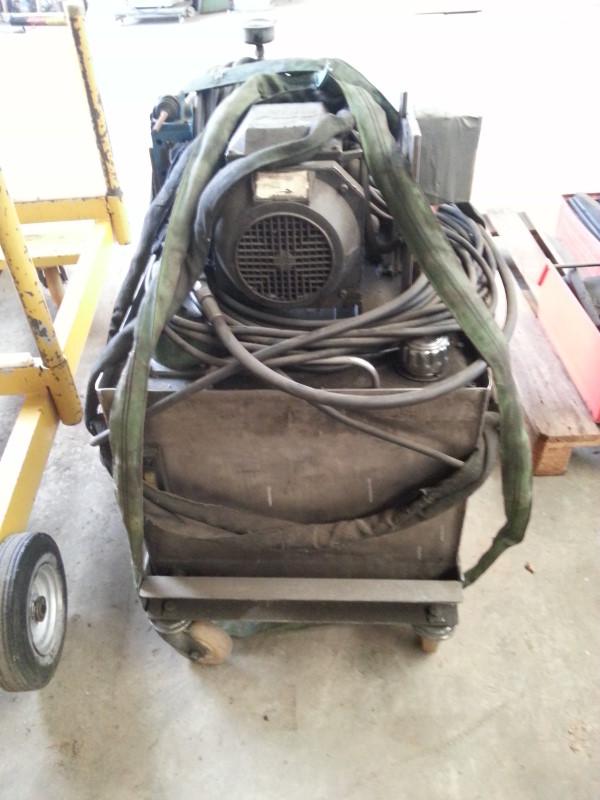 Hydraulikaggregat4 kW