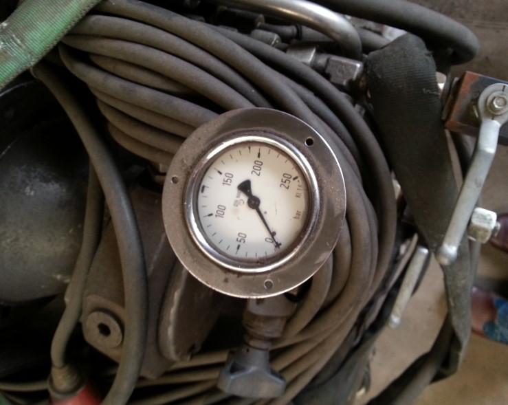 Hydraulikaggregat 4 kW 250 bar
