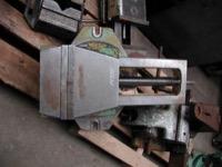 Maschinenschraubstock 250 mm BackenbreiteStankoimport