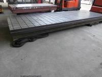 Anreißplatte-rautiert5000 x 1750 x 310 mm