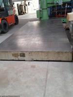 Anreißplatte-rautiert5000 x 2300 x 300 mm