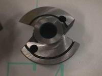 Spiralbohrmesser und HalterSASSEXØ 40-108 mm