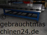 T-Nutenplatte 3120 x 1520 x 250/960 mm
